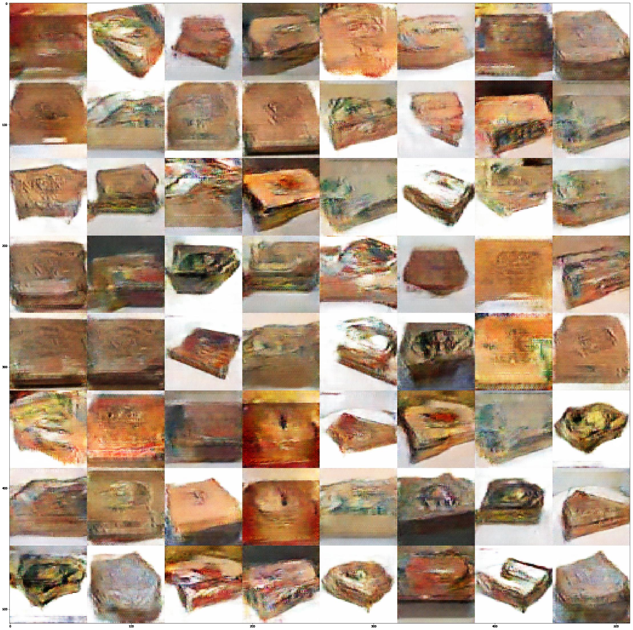 General Adversarial Networks Cigar Box Art